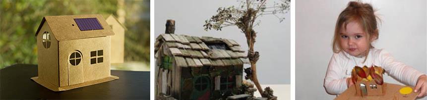 Les maisons vertes d'ICF Habitat