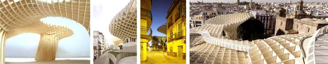 Le Wood 8 vient de sortir : un numéro spécial Metropol Parasol de Séville