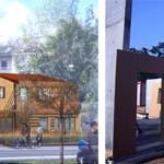 5 maisons passives en logement social utilisant le système Finnframe