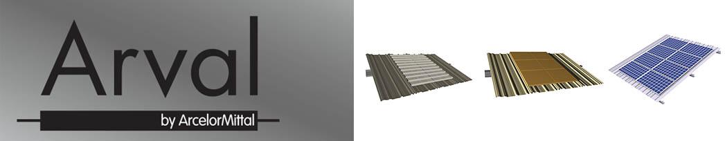 KOMET®, système pour toiture photovoltaïque