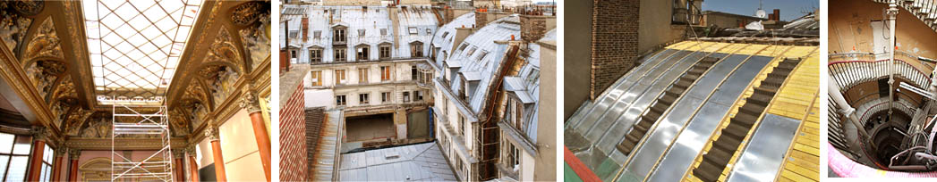 Rénovation exceptionnelle en plein Paris