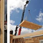 Logements sociaux en construction SYbois