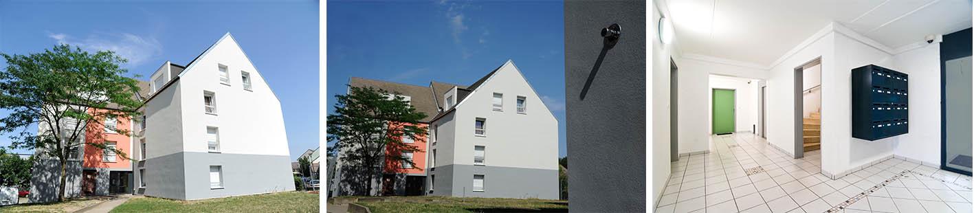 résidence rénovée en CPE