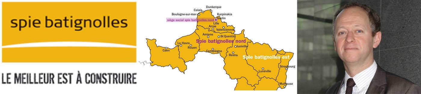Nomination Spie batignolles nord