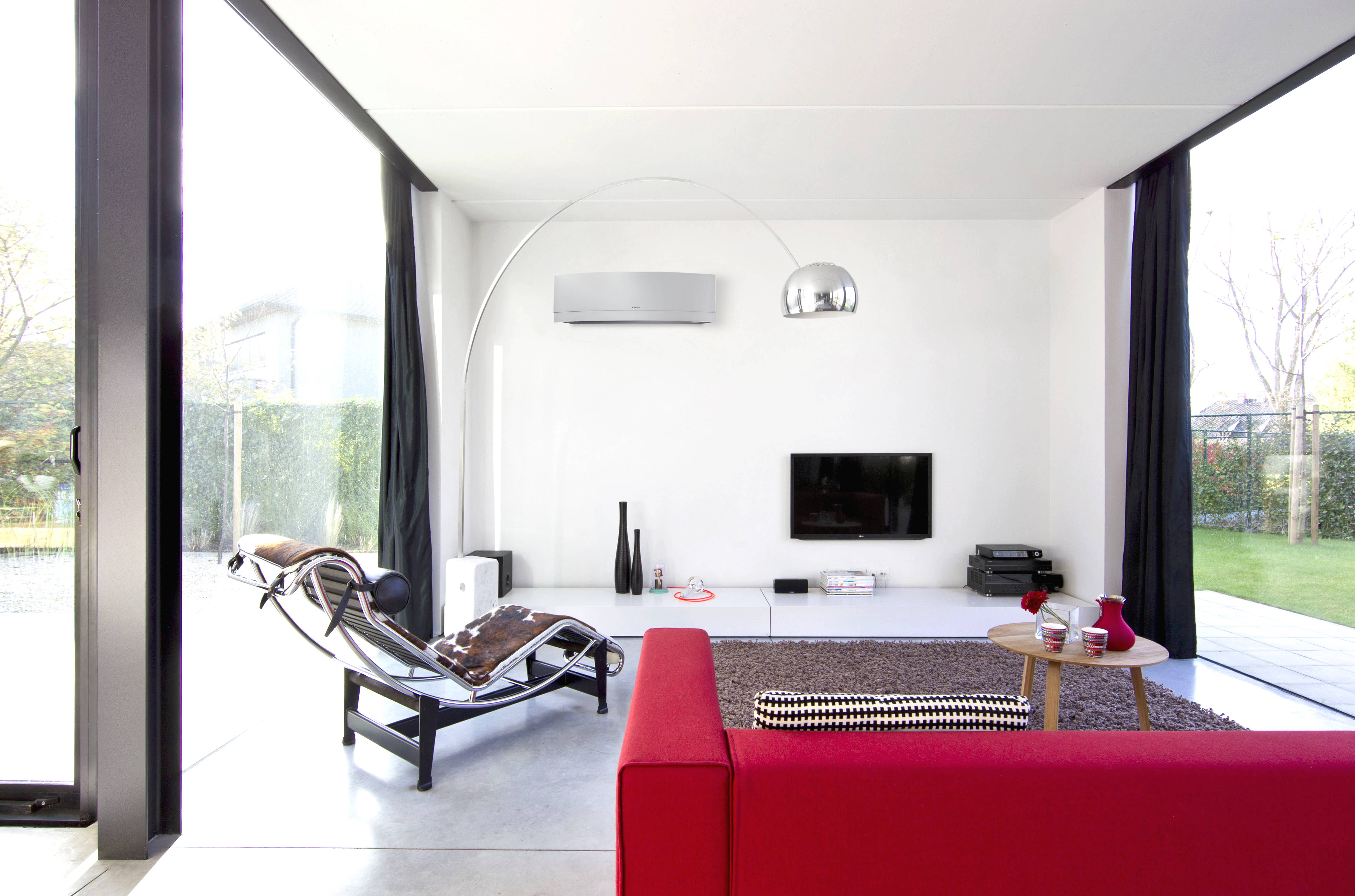 daikin nouvelle unit daikin emura cons cration de daikin dans le design technologique fpa. Black Bedroom Furniture Sets. Home Design Ideas