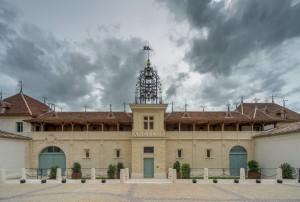 Extérieur - Crédit Photo : Château Angelus