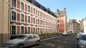 29 Lgts ICF rue Lombard Lille