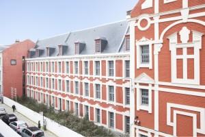 ICF Habitat Nord-Est - HP 2392 rue du Lombard, rue de Roubaix  59000 Lille