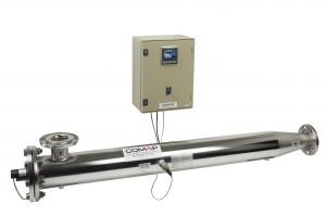 generateur uvc gamme eau potable C-WP 0-40 m3
