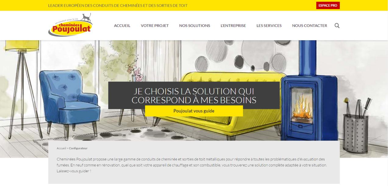 chemin es poujoulat nouveau site internet grand public fpa. Black Bedroom Furniture Sets. Home Design Ideas