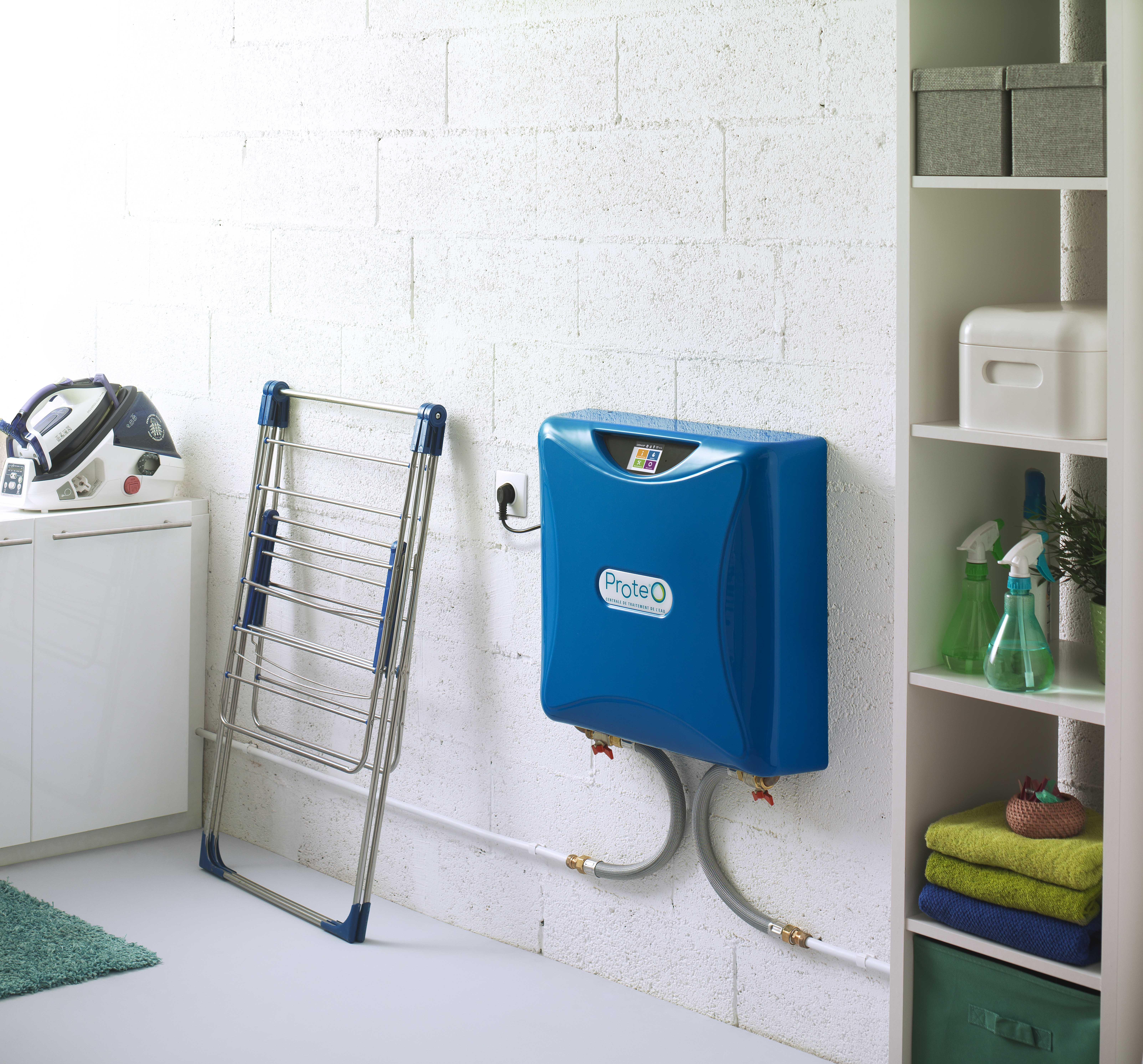 proteo de comap la centrale de traitement de l eau made. Black Bedroom Furniture Sets. Home Design Ideas
