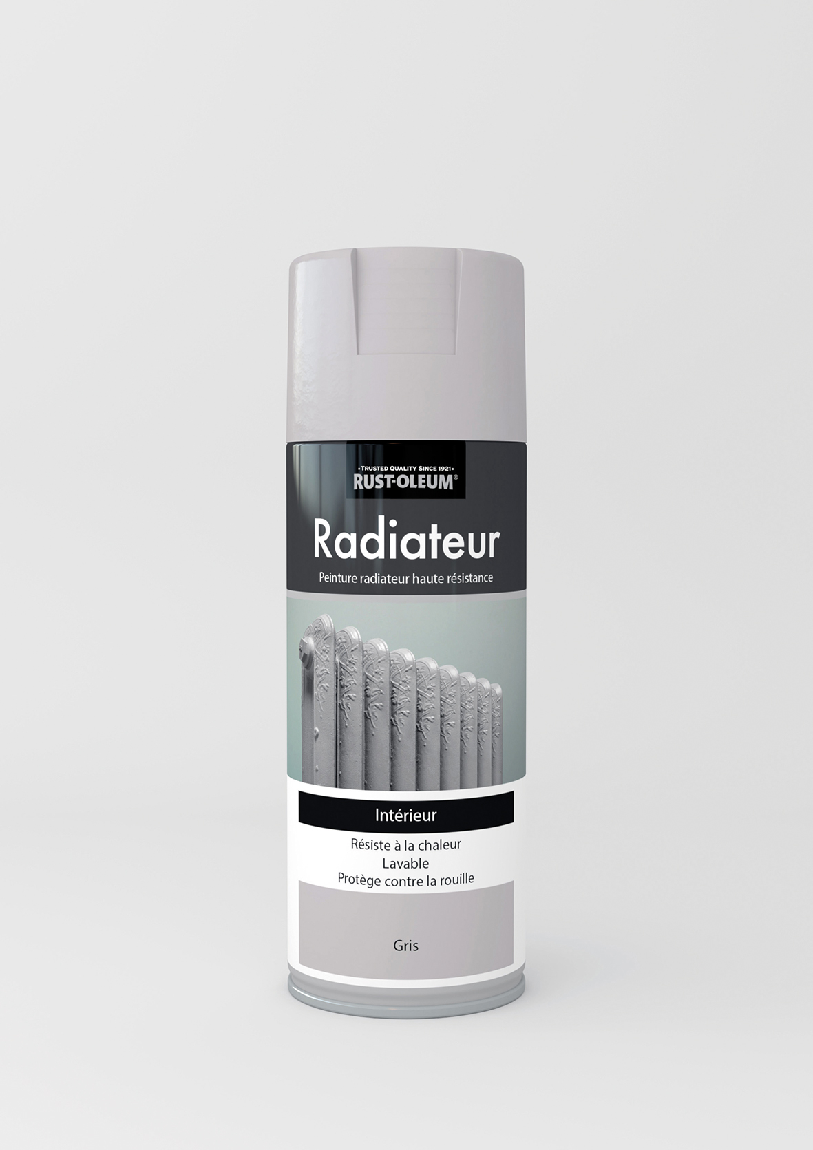 rust oleum une peinture a rosol pour redonner un coup de jeune ses radiateurs fpa. Black Bedroom Furniture Sets. Home Design Ideas