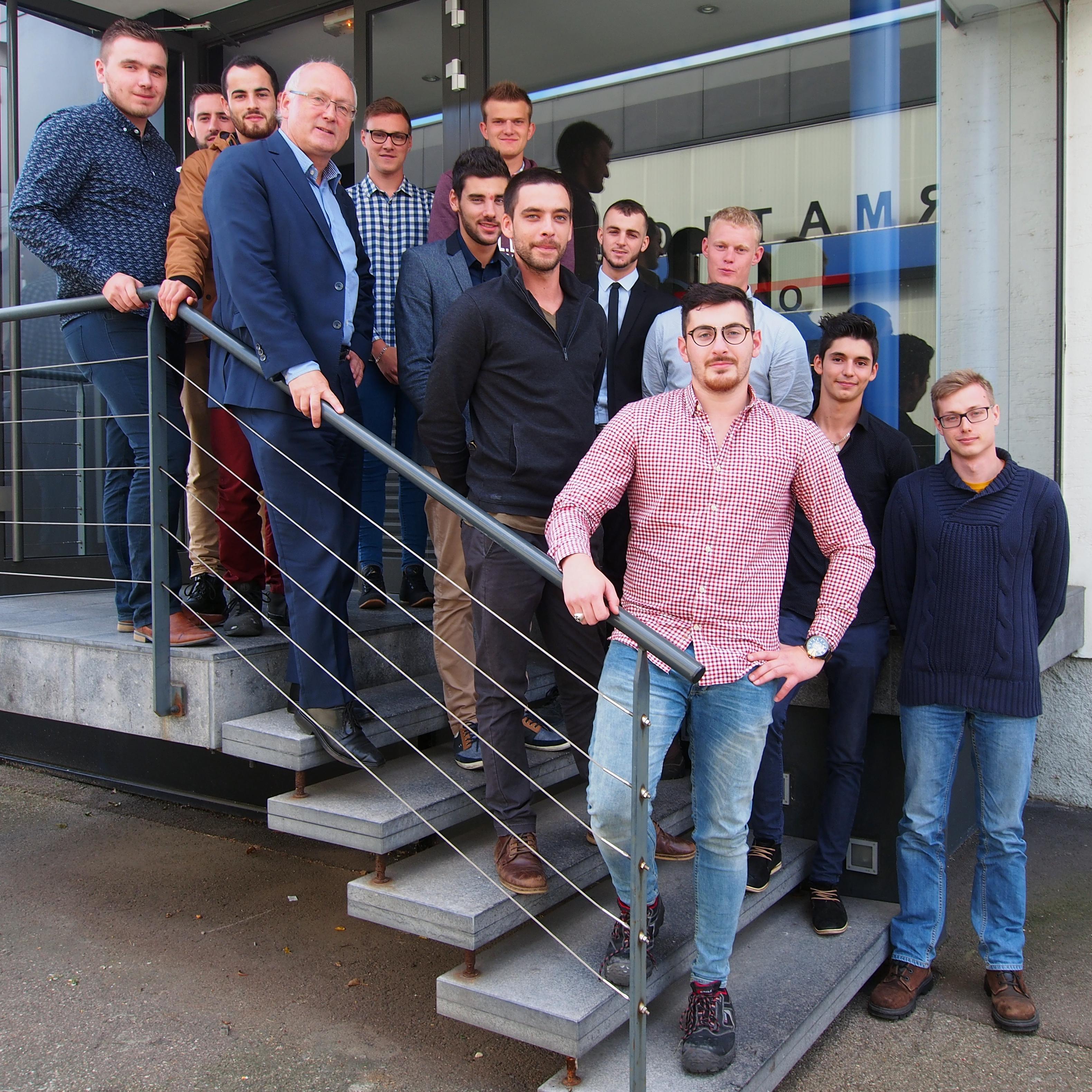 Soprema entreprises lance une formation de conducteur de - Soprema strasbourg ...