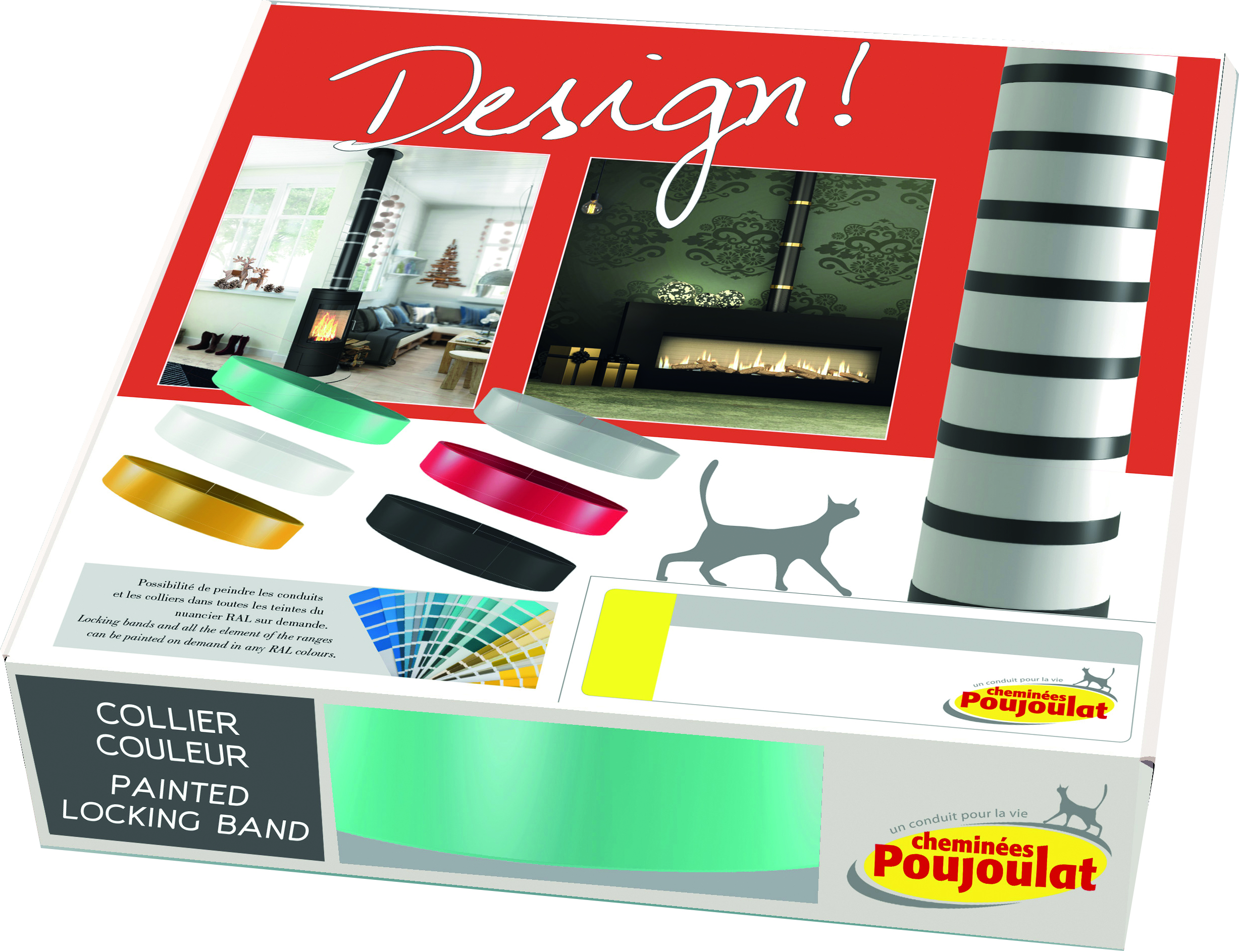 poujoulat catalogue perfect flue ce p multi external by. Black Bedroom Furniture Sets. Home Design Ideas