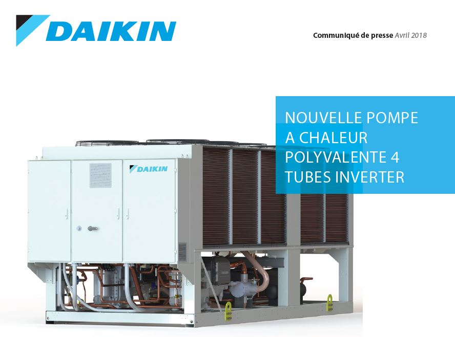 daikin pompe chaleur air eau 4z solution polyvalente. Black Bedroom Furniture Sets. Home Design Ideas