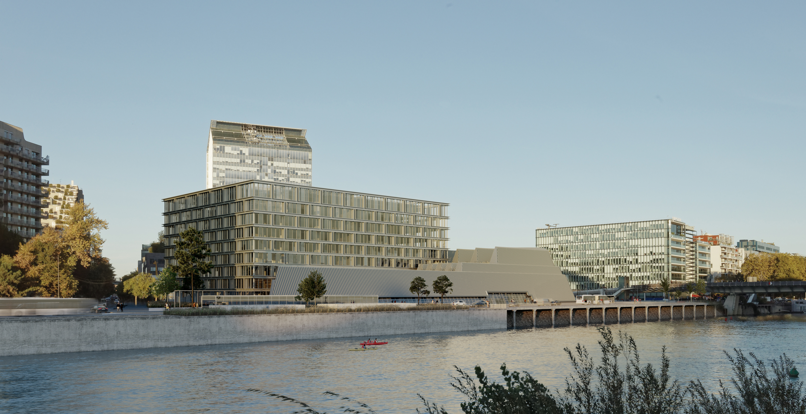 Copyright : Agence d'architecture DPA